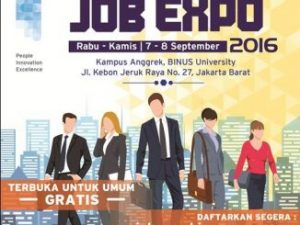 binus job expo-2