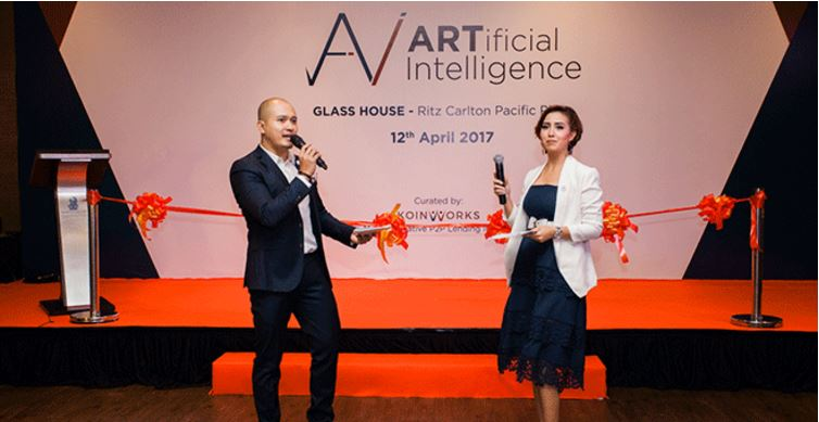 Kreasi Produk Eksperimen Seni Pada Artificial Intellegence