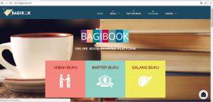 Mahasiswa UI Buat Platform Berbagi Buku Gratis
