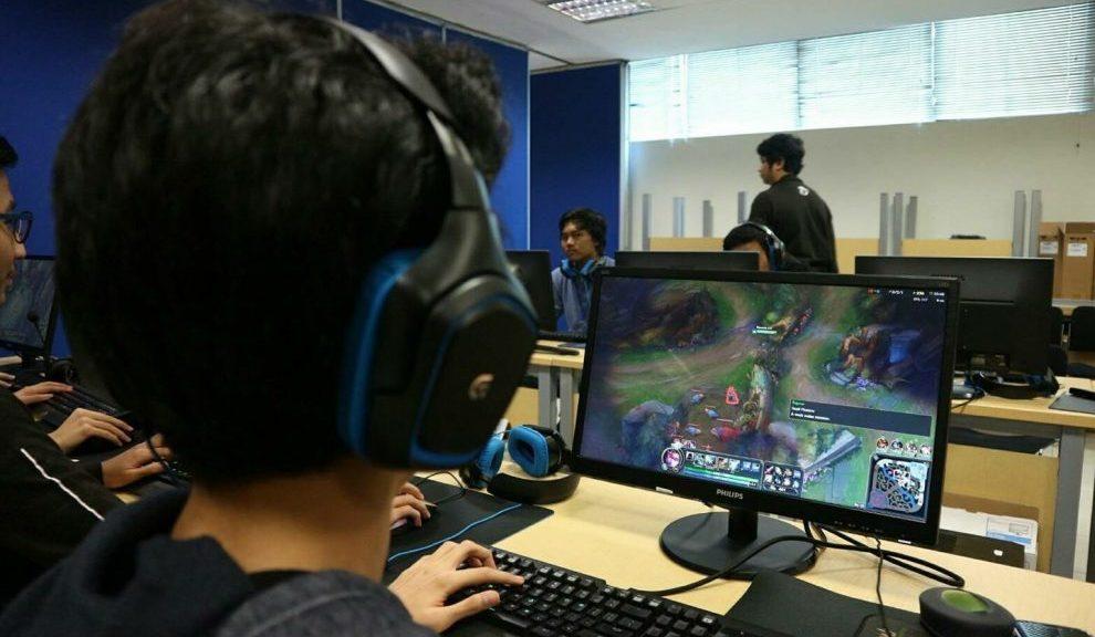 Event Games Internasional Binus Sukses Dilaksanakan