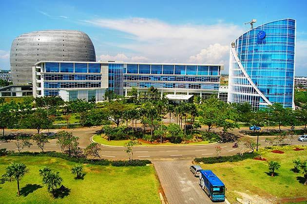 Kampus Swasta Terbaik di Indonesia